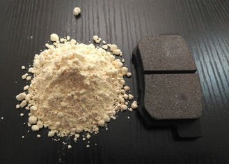 China Synthetic Plastics Bakelite Phenolic Resin Powder Cas No 9003 35 4 Narrow Molecular Weight Distribution supplier