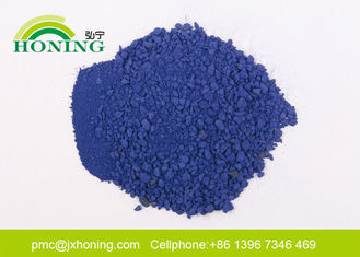 China Good Fluidity Bakelite Moulding Powder Blue Granule Good Flow  For Injection Handles supplier