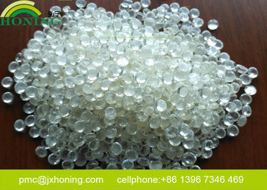 Pellets Thermo Setting Plastic , Reinforced Thermosetting Resin Granular Oil Resistance